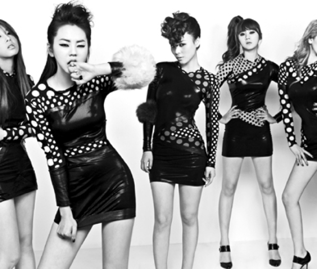 Mv  E B  E B E E B A E B  Be My Baby Wonder Girls